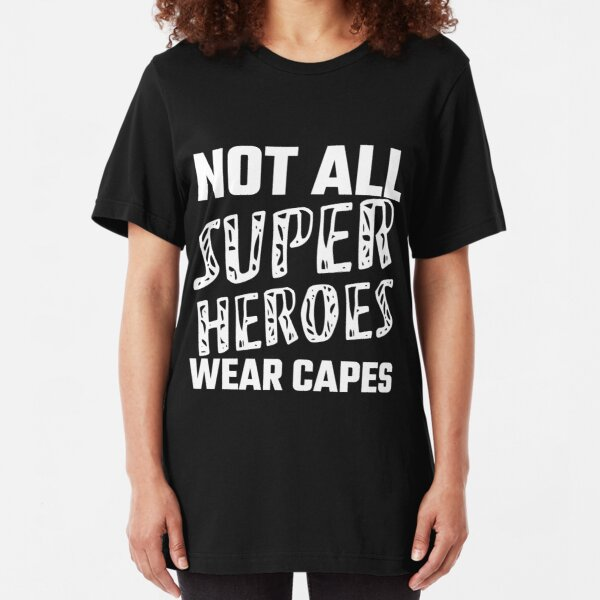 Roofers Not All Superheroes Wear Capes Funny T-shirt Many Colours