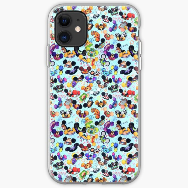 Peter Pan Over London iphone 11 case