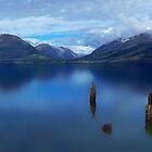 Lake Wakatipu.....New Zealand by Imi Koetz