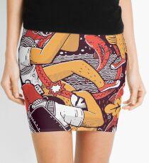 Divers Mini Skirt
