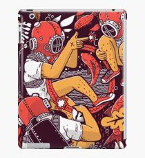 Divers iPad Case/Skin