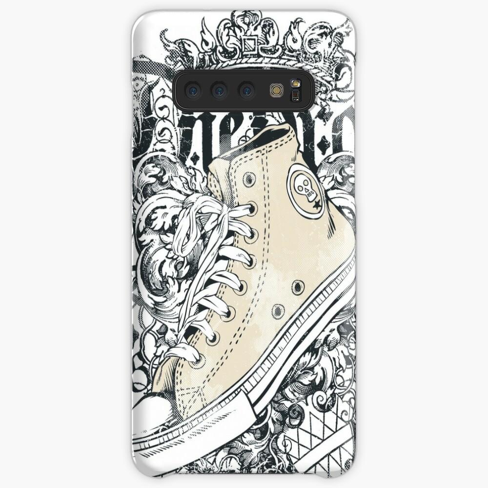 Shoe Case & Skin for Samsung Galaxy