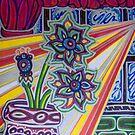 Sharpie Flowers by AdamCrall