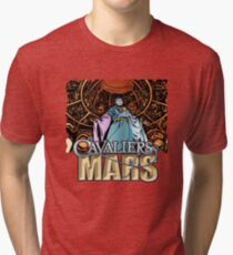 Cavaliers Art: Illium Tri-blend T-Shirt