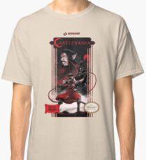 Camiseta clásica CASTLEVANIA