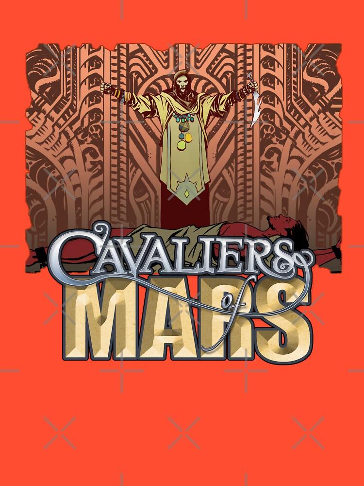 Cavaliers Art: Ziggur by TheOnyxPath