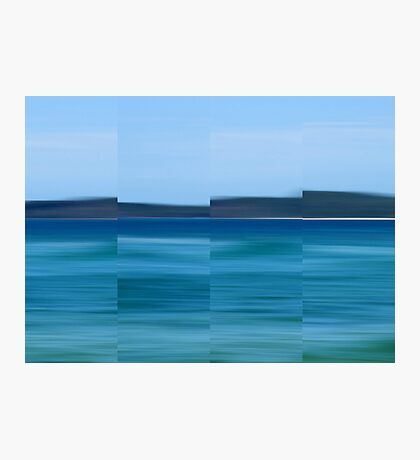 Land Ahoy - Polyptych Photographic Print