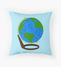 What is the Ocean but a Multitude of Drops Throw Pillow