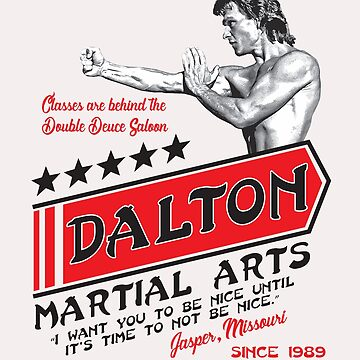 Dalton Martial Arts by alhern67
