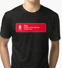 Slayer Tri-blend T-Shirt