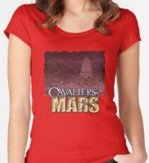 Cavaliers Art: Zodiac Women's Fitted Scoop T-Shirt