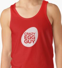 crazy egg guy Tank Top