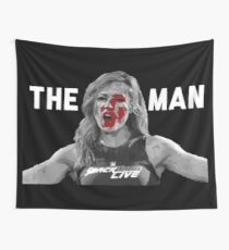 The Man Wall Tapestry