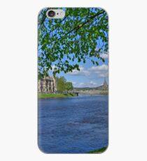 River Ness, Inverness, Scotland. iPhone Case
