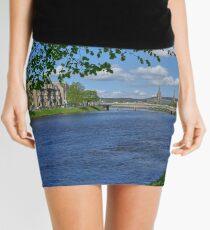 River Ness, Inverness, Scotland. Mini Skirt