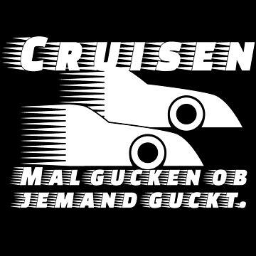 Cruising gift V8 V10 V12 car tuner turbocharger by qwerdenker