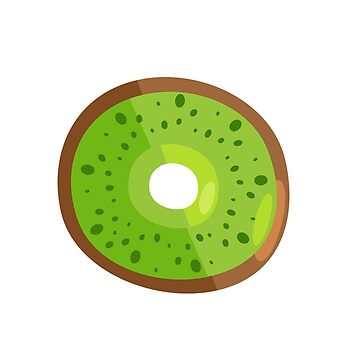 Fruity delicious kiwi - slice by phys