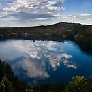 Blue Lake by Katherine Williams