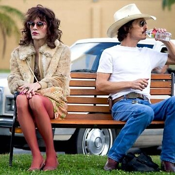 Dallas Buyers Club - Park Bench by Haydenbefort
