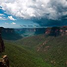 Blue Mountains by Katherine Williams