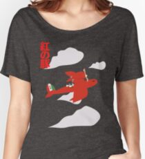 Porco Rosso Women's Relaxed Fit T-Shirt