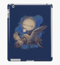 Globe Transporter iPad Case/Skin