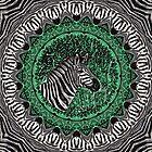 Zebra by DreamGardenArt