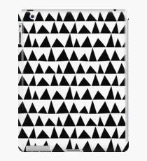 Playful triangles iPad Case/Skin