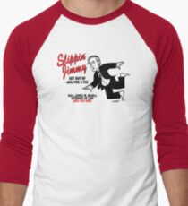 Slippin' Jimmy Men's Baseball ¾ T-Shirt