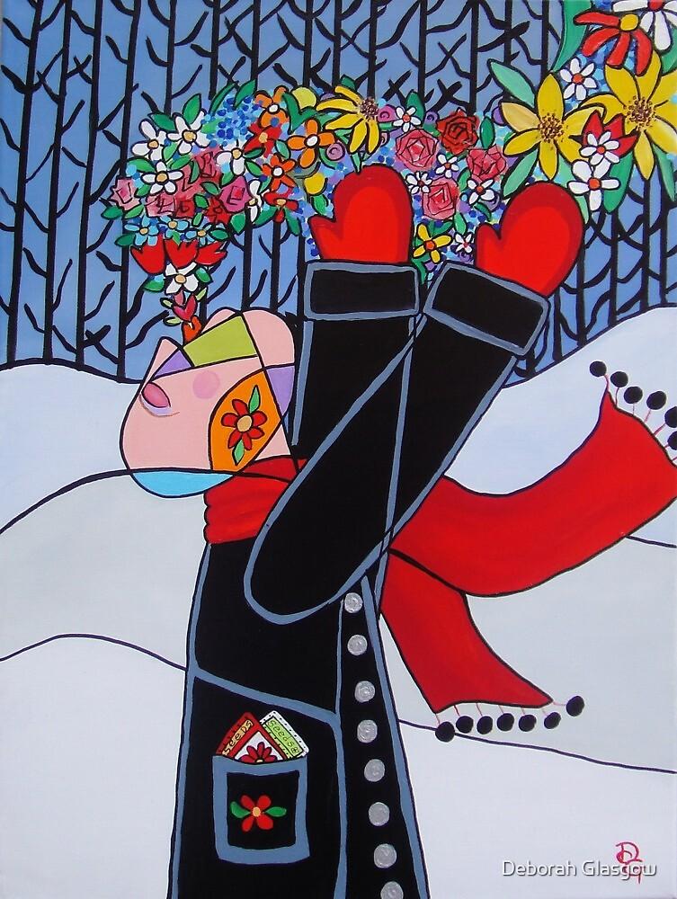Breath Of Spring SOLD by Deborah Glasgow