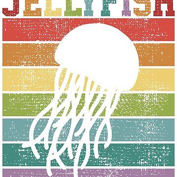 Jellyfish marine biologist by 4tomic