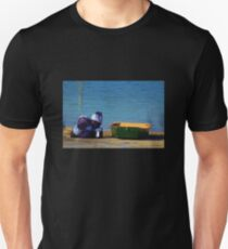 Bags of Clams and a Boat T-Shirt