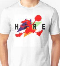 96d7fe90854c Hare Jordan Unisex T-Shirt