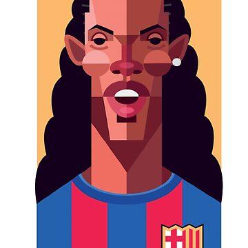 #Ronaldinho by Matty723