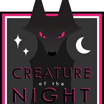 Criatura de la noche de Chikagi