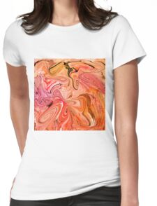 Toscana Granite Womens Fitted T-Shirt