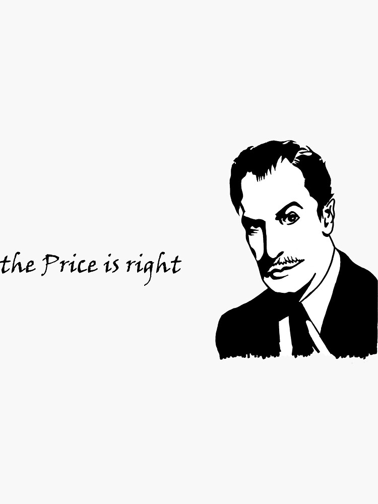 the Price is Right. by papercatlab