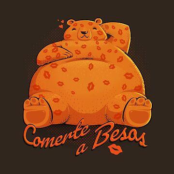 Quiero Comerte a Besos by tobiasfonseca