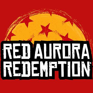 Red Aurora Redemption by kamal-creations