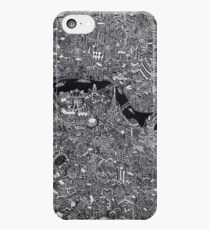 Map of London Thames iPhone 5c Case