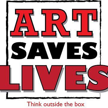 spread the GOSPEL of ART by ArtUwant