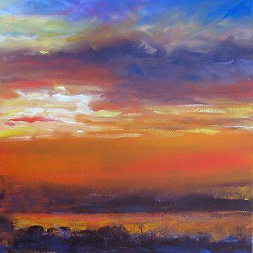 Sunrise  by karincharlotte