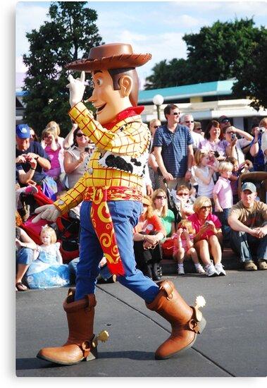 Woody by Elizabeth  Hubbard