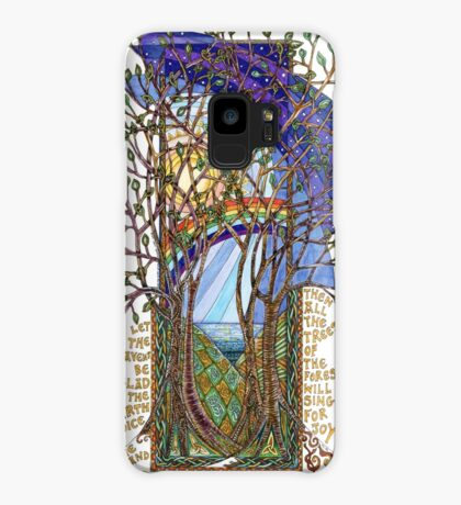 Sing for Joy - Psalm 86 Case/Skin for Samsung Galaxy