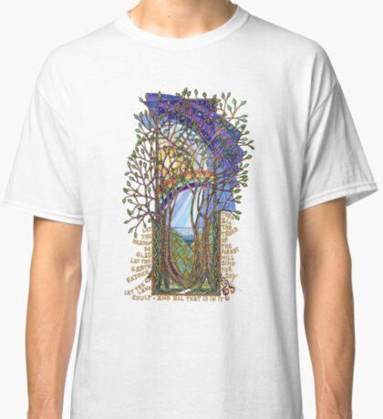 Sing for Joy - Psalm 86 Classic T-Shirt