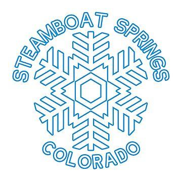 Steamboat Springs, Colorado by dgpaul