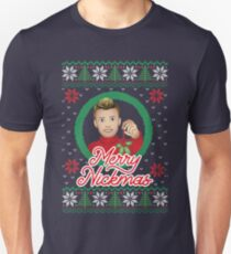 Merry Nickmas - Nick Carter Unisex T-Shirt