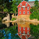 War Eagle Mill by Gregory Ballos