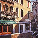Fondamenta del Piovan, Venice by Maggie Hegarty