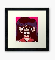 Sailor mars Framed Print